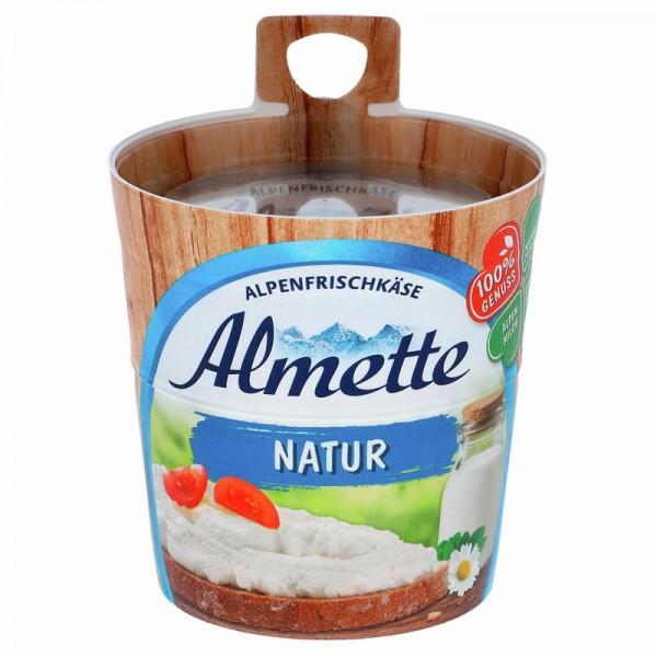 Almette Alpenfrischkäse Natur 150g