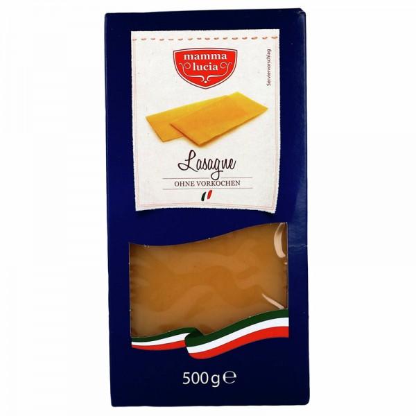 Mamma Lucia Lasagne Platten ohne Vorkochen 500g