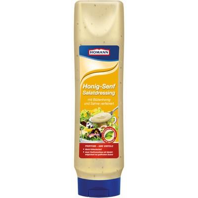 Homann Dressing Honig-Senf 875ml