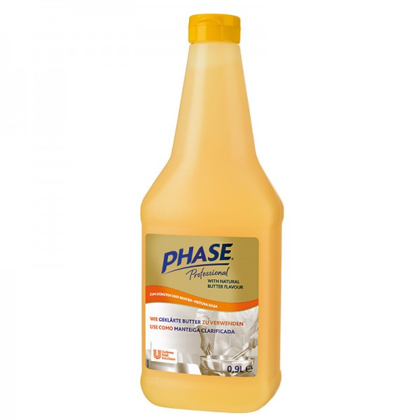PHASE Professional Butter Flavour 0,9L