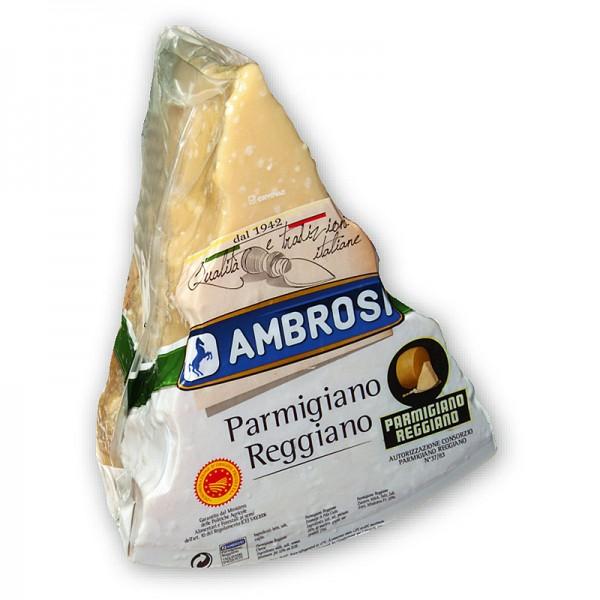 Ambrosi Parmigiano Reggiano D.O.P, Schnittkäse 1/16, 2kg