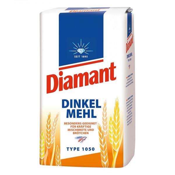 Diamant Dinkel Mehl Type 1050 1kg
