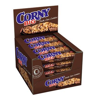Corny Big Dark Choc-Cookies 24 Stück x 50g