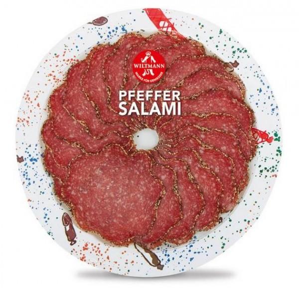 Wiltmann Pfeffer Salami 80g