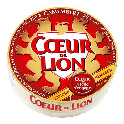 Camembert Coeur de Lion 45% 250g