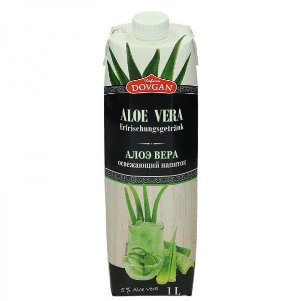 Dovgan Aloe Vera Erfrischungsgetränk 1l