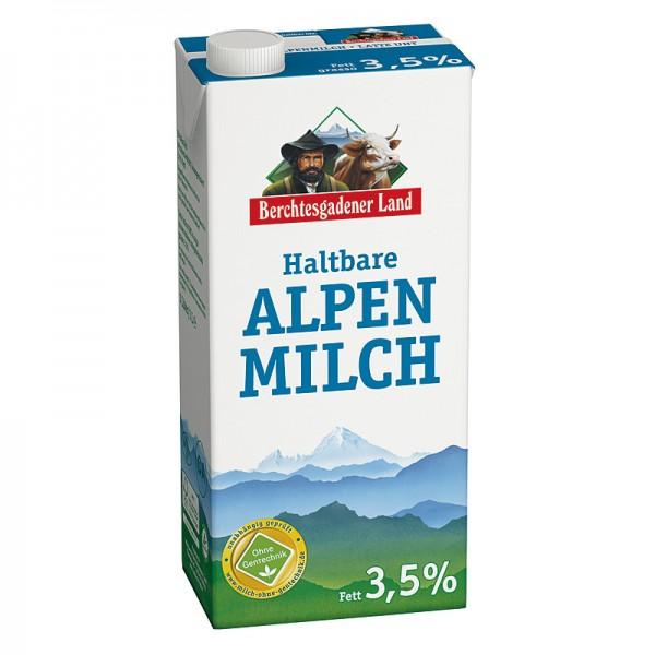 Berchtesgadener H-Milch, 3,5%, 1L