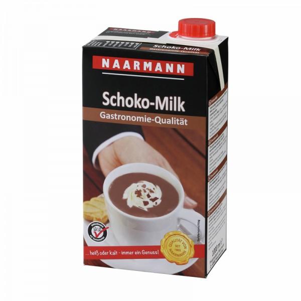 Naarmann Schoko-Milk 1,5% 1L