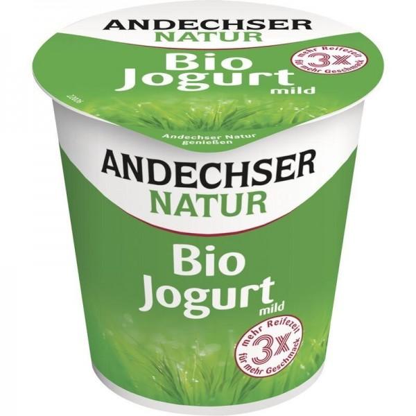 Andechser Natur Bio Joghurt Mild 3,8% 150g