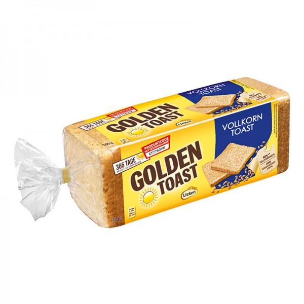 Golden Toast Vollkorntoast 500g