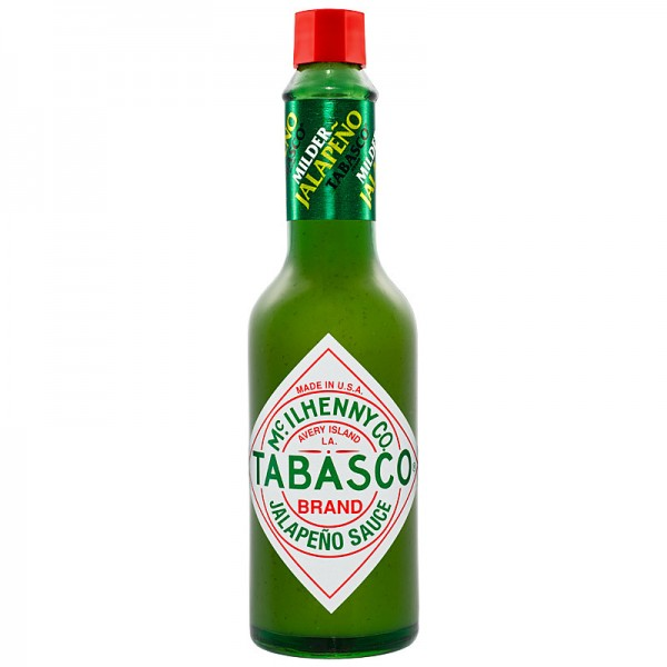 Tabasco Jalapeno 60ml