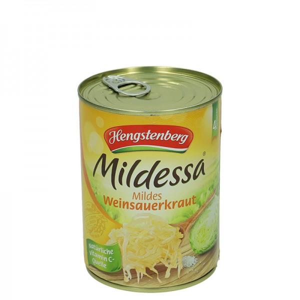 Mildessa Mildes Weinsauerkraut 550g