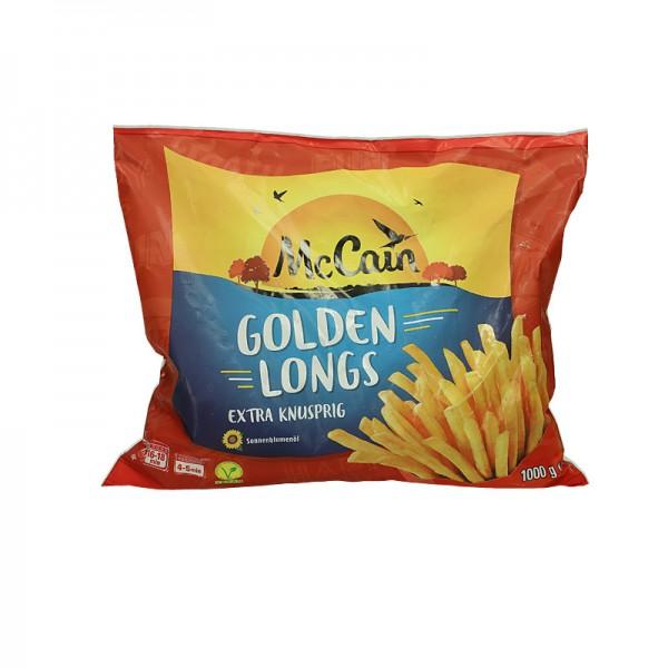 McCain Golden Longs Frites extra knusprig 1kg