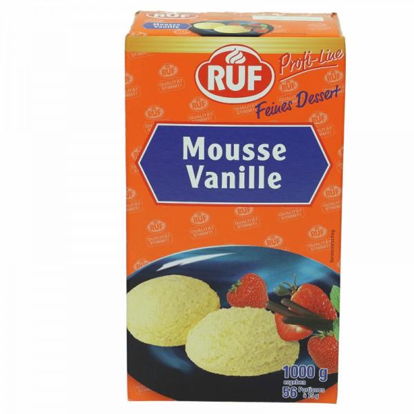 Mousse Vanille 1kg