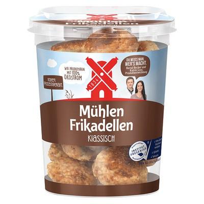 Rügenwalder Mühlen Frikadellen Klassisch 165g