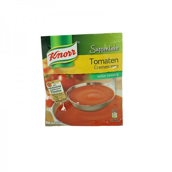 Knorr Tomaten Cremesuppe für 750ml