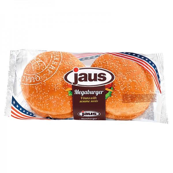 Jaus Megaburger 4er, 300g Packung
