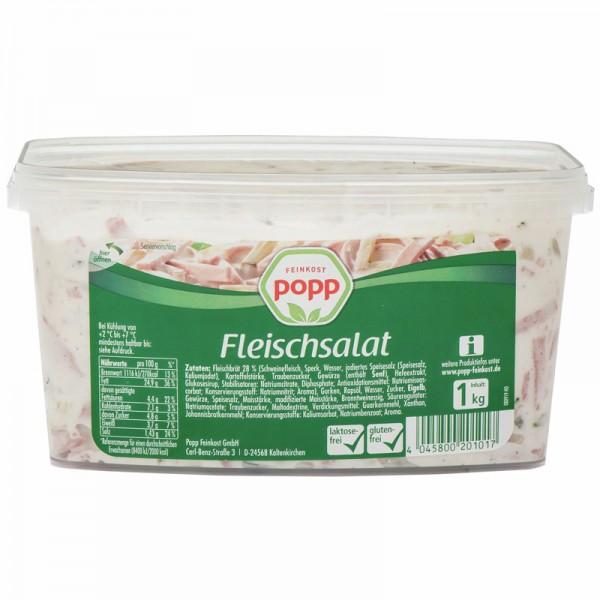 Popp Fleischsalat XL 1kg