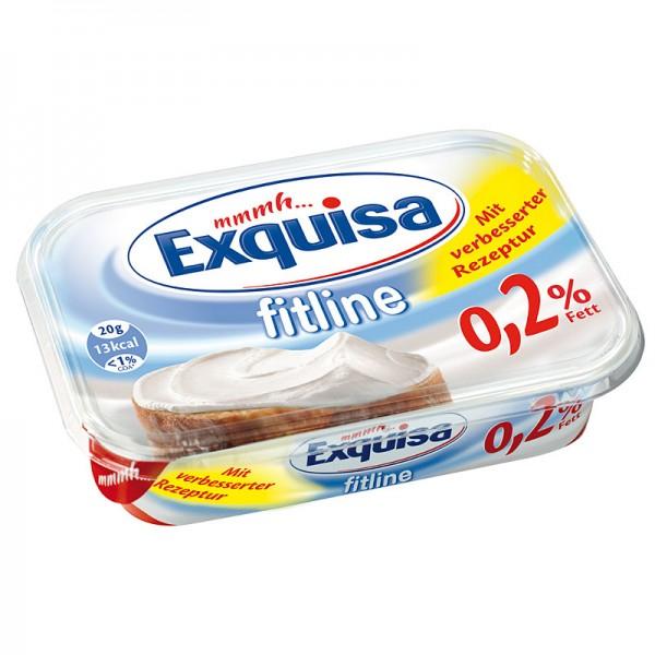 Exquisa Frischkäse Fitline 200g