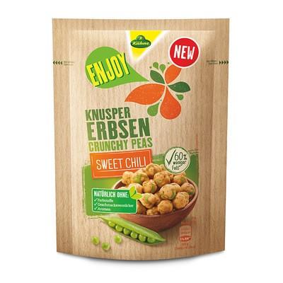 Enjoy Knusper-Erbsen Sweet Chili 100g