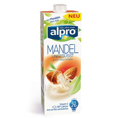 Alpro Mandeldrink ungesüsst 1L