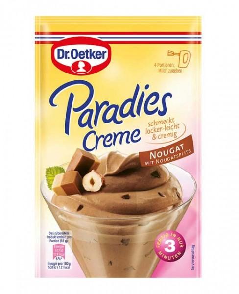 Dr. Oetker Paradies Creme Nougat 70g