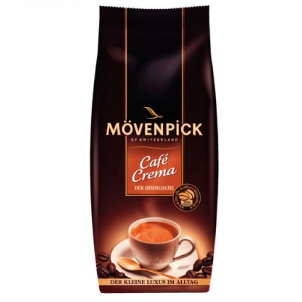 Mövenpick Caffé Crema ganze Bohnen 1kg