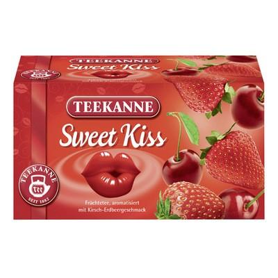 Teekanne Sweet Kiss 20x3g