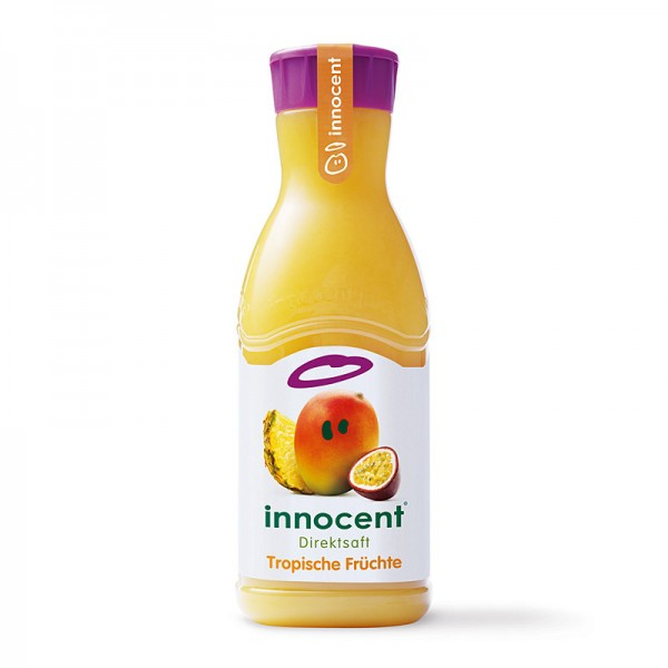 Innocent Tropischer Saft 900ml