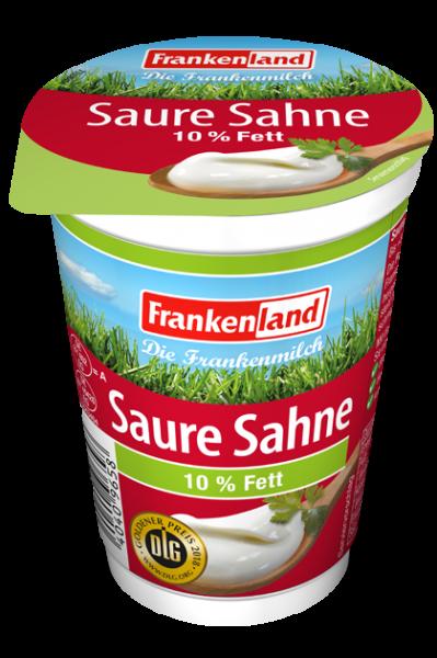 FrankenLand Saure Sahne 10% 200g