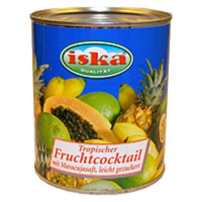 iska Tropischer Fruchtcocktail 850ml