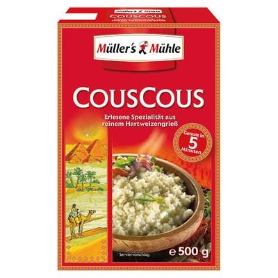 Müller's Mühle Couscous 500g