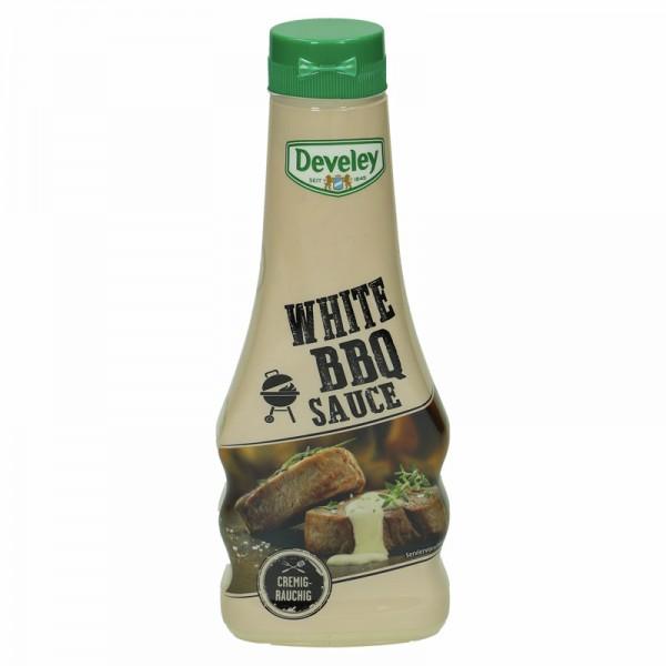 Develey White BBQ Sauce 250ml