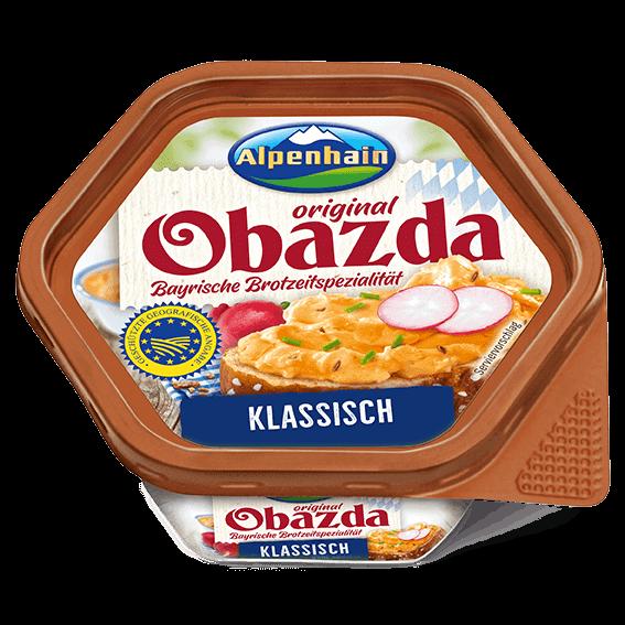 Alpenhain Obazda original klassisch 125g