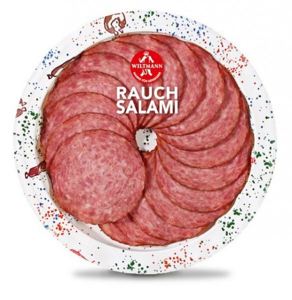 Wiltmann Rauch Salami 80g