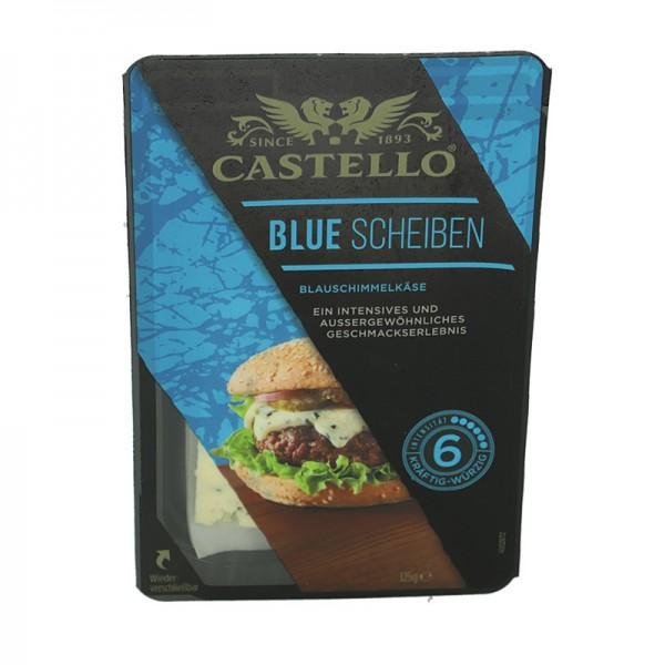 Castello Blue Scheiben 60% Fett 125g