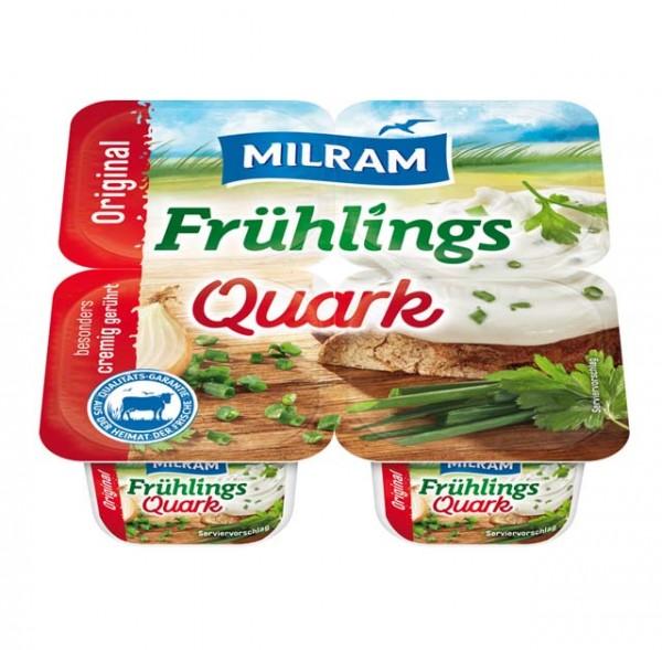 Milram Frühlings Quark Portionen 4 x 62,5g