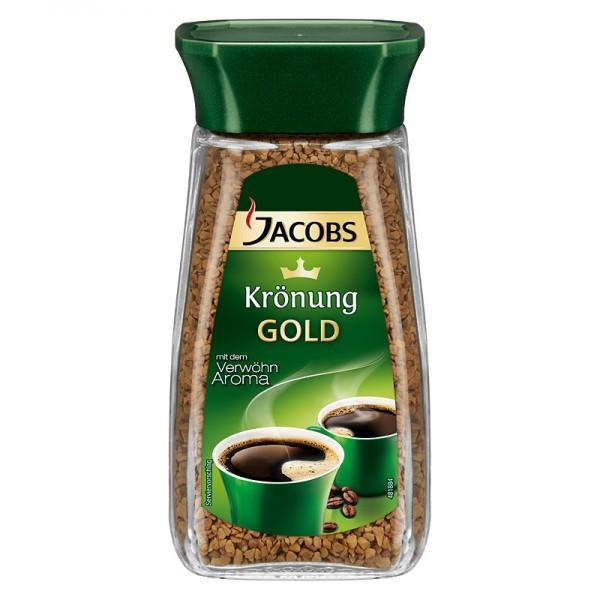 Jacobs Krönung Gold löslicher Kaffee 200g