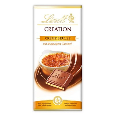 Lindt Creation Crème Brulée 150g