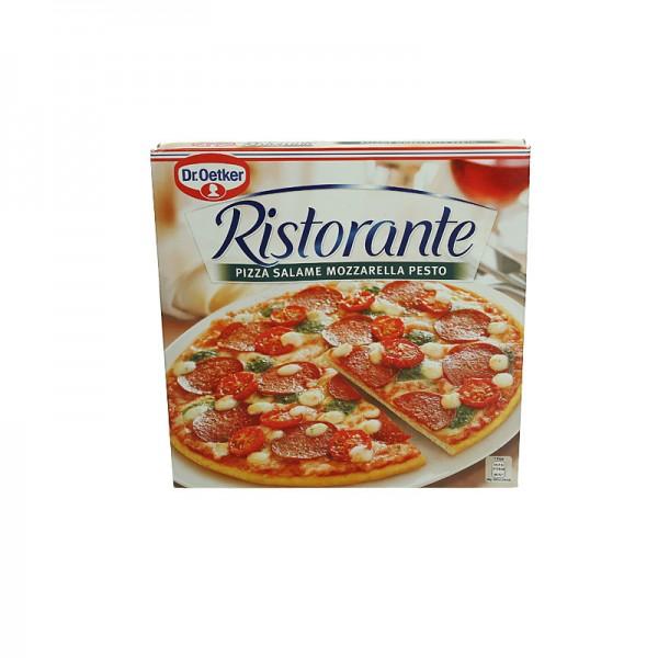 Dr. Oetker Ristorante Pizza Salame Mozzarella Pesto 360g