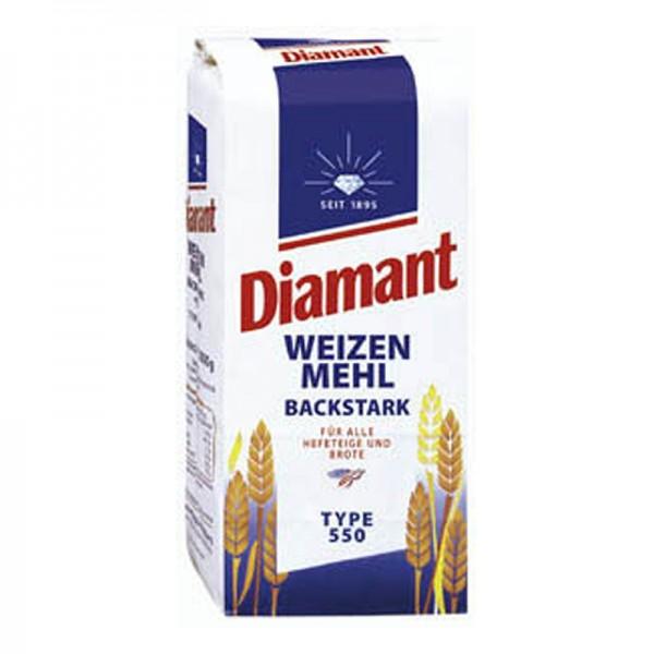 Weizenmehl Type 550 1kg