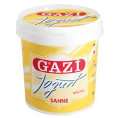Gazi Jogurt Sahne 10% 1kg