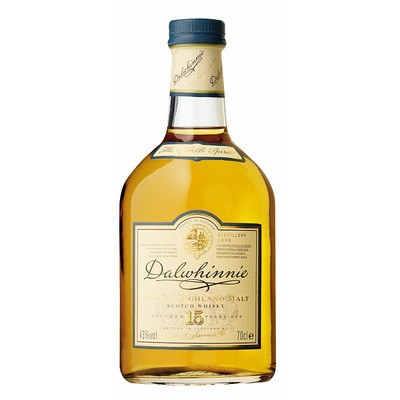 Dalwhinnie Whisky Single Malt Scotch 15 years 43% 0,7L