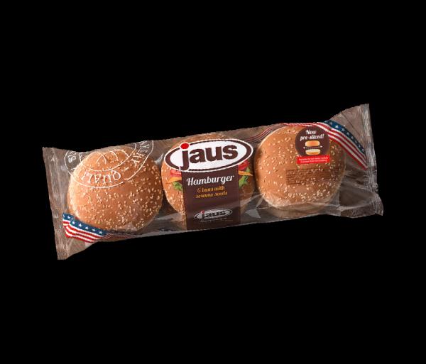 Jaus Hamburger Sesam 6er, 300g Packung