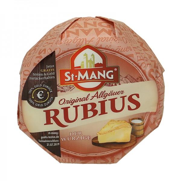 Original Allgäuer Rubius 180g