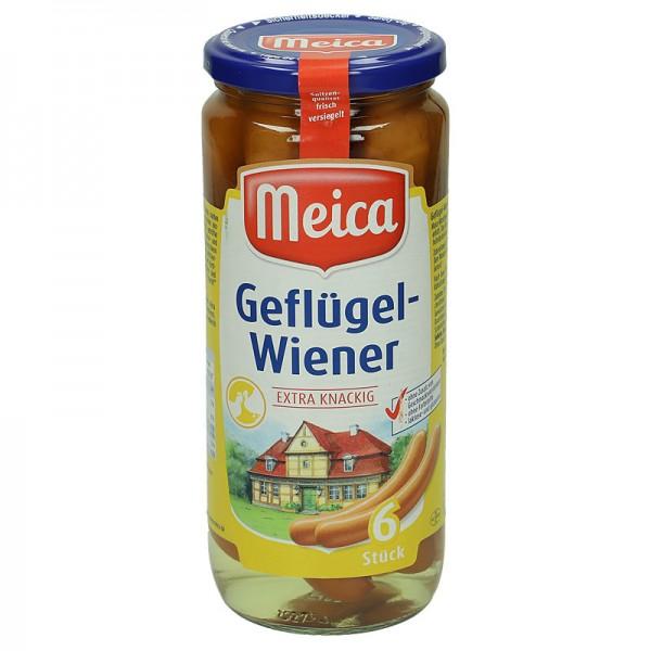 Meica Geflügel Wiener 250g
