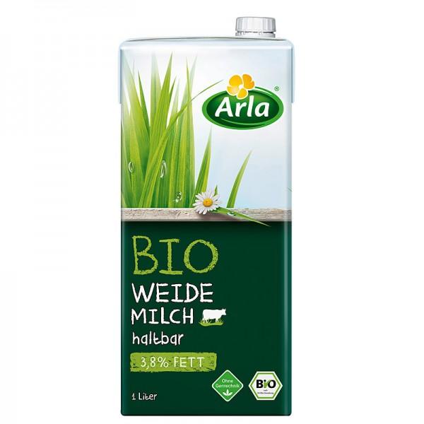 Arla Bio H-Weidevollmilch 3,8% 1L