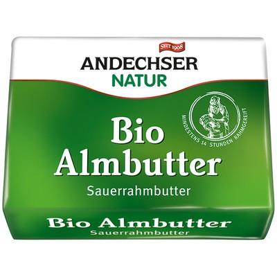 Andechser Bio Almbutter 250g