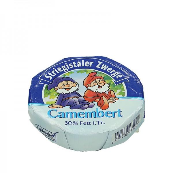 Striegistaler Zwerge Camembert 30% 125g