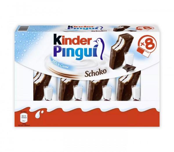 Ferrero Kinder Pingui 8er Packung